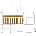 Lateral House / Gaurav Roy Choudhury Section