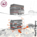 Metro Cable Caracas / Urban-Think Tank Music School