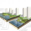 Hunter's Point South Waterfront Park / Thomas Balsley Associates + Weiss Manfredi Detail