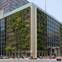 The Inside/Outside Vertical Farms in Tokyo
