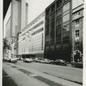 AD Classics: The Museum of Modern Art 53rd Street facades, 1960s. Image © MoMA
