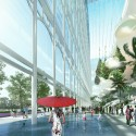 Plans Unveiled For Crystal Palace Rebuild Interior view. Image © ZhongRong Group