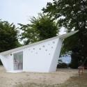 Hiroshima Park Restrooms: Absolute Arrows / Bunzo Ogawa © Toshiyuki Yano