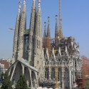 AD Classics: La Sagrada Familia / Antoni Gaudi 2003 © Expiatory Temple of the Sagrada Família