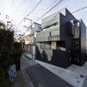 House in Shimomaruko / atelier HAKO architects Courtesy of atelier HAKO architects