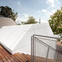 Bathing Hut / SHARE Architects © Kurt Kuball