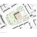 Museum Of The History Of Polish Jews / Lahdelma & Mahlamäki + Kuryłowicz & Associates Site Plan