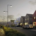 White Arkitekter Wins FAR ROC Design Competition Street View. Image © White Arkitekter