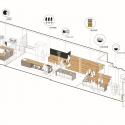 COUNTER CULTURE COFFEE TRAINING CENTER / Jane Kim Design Diagram