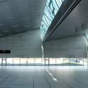 Three-In-One Sports Center / Savioz Fabrizzi Architectes © Thomas Jantscher