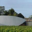 Chateau Cheval Blanc Winer / Christian de Portzamparc © Erik Saillet