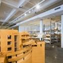Richard Meier Model Museum Opens at Mana Contemporary © Steven Sze
