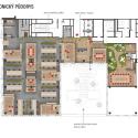 New Cemex Headquarters / Atelier Povetron Floor Plan