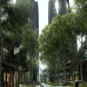 """MAD Breaks Ground on Proposal that Redefines Beijing's """"City Landscape"""" View of Ground. Image © MAD"""