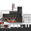 Everyman Theatre / Haworth Tompkins Section