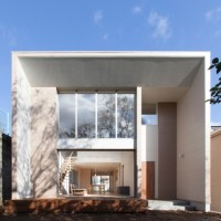 House in Funabashi by Koji Hatano Architects