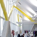 Architectural Photographers: Timothy Soar AHMM Yellow Building. Image © Timothy Soar