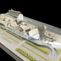 AIA|LA Honors Los Angeles' Best with Design Awards Kinmen Passenger Service Center / Tom Wiscombe Architecture; Kinmen, Taiwan. Image Courtesy of AIA Los Angeles