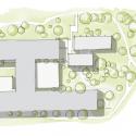 Revitalizing Olmsted Center / BKSK Site Plan