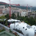 Monte-Carlo Pavillions / Affine Design © Laurent Rouvrais