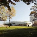 Allied Works Releases Design for Ohio Veterans Memorial and Museum in Columbus © Allied Works Architecture