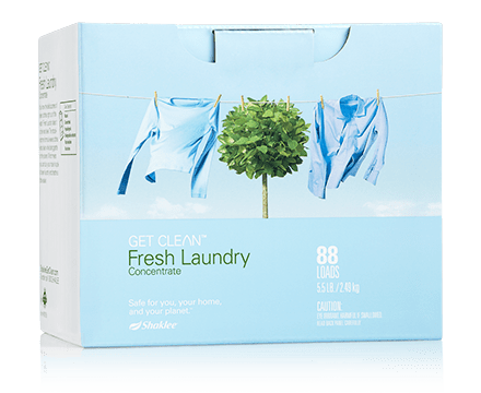 Fresh Laundry Shaklee