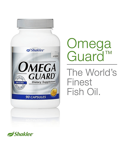 Omega Guard Shaklee No 1 Dunia