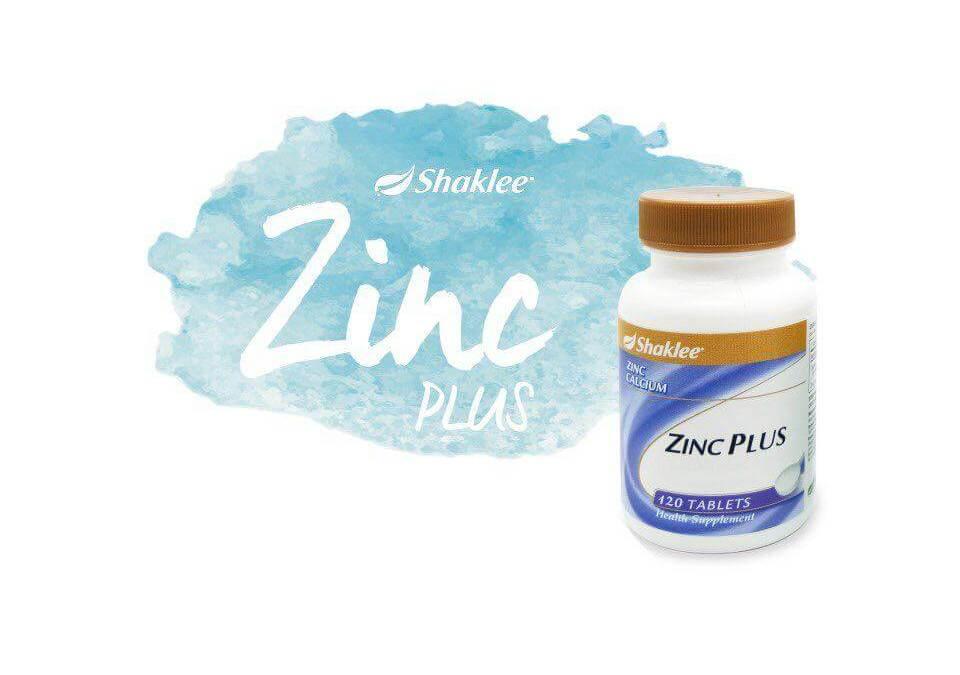 Zinc Plus Kini Kembali!