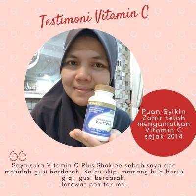 Testimonial Vitamin C Shaklee (12)