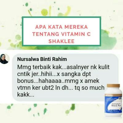 Testimonial Vitamin C Shaklee (44)