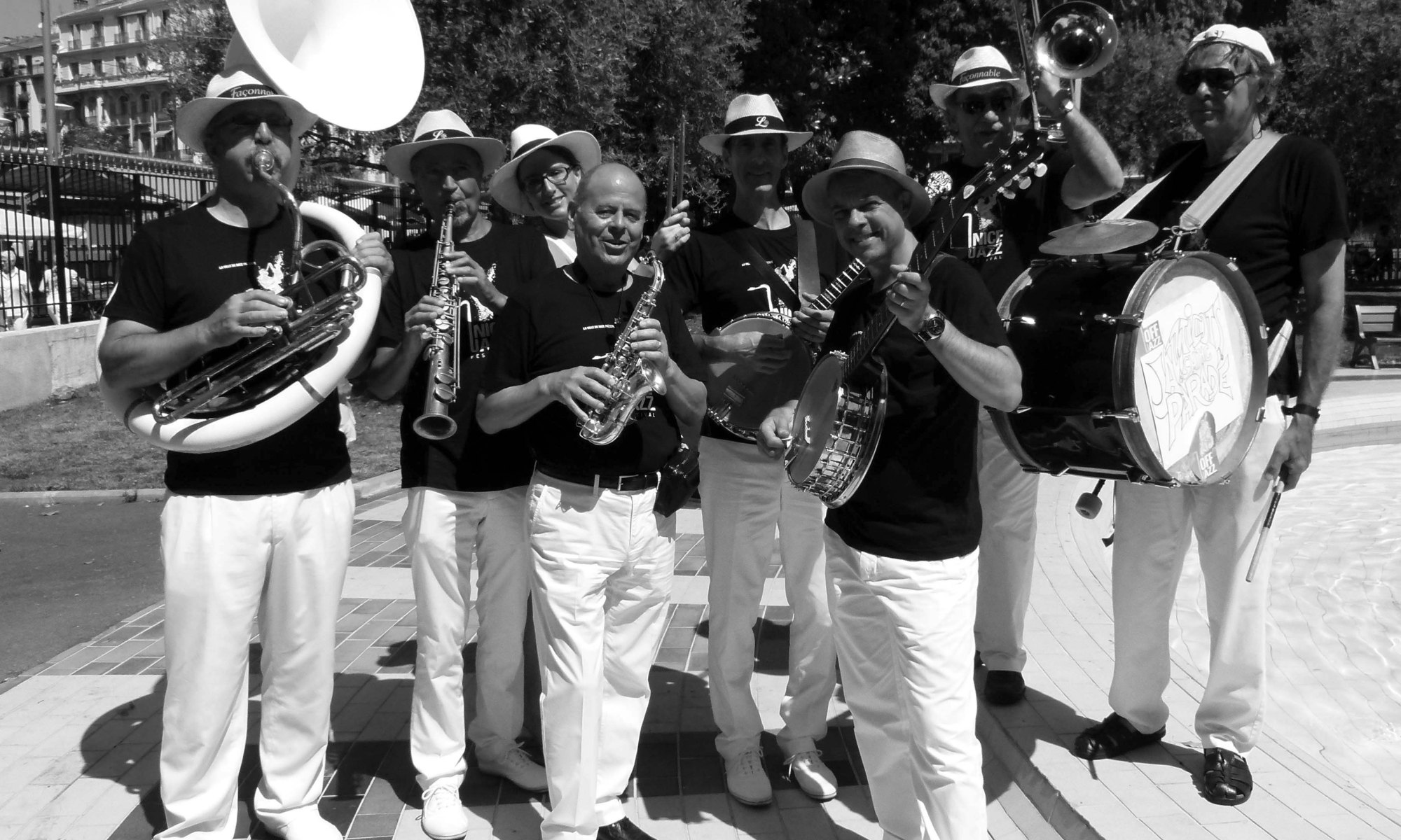 Jazz Band New Orleans