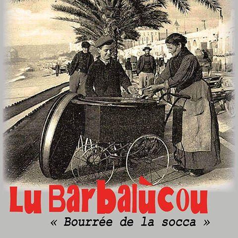 Pochette album Bourée de la Socca