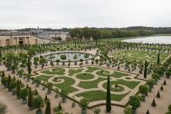 Mustergültig: Der Landschafts- und Gartengestalter König Ludwigs XIV., André Le Nôtre (1613–1700), gab dem Park von Versailles seine majestätische Ordnung.