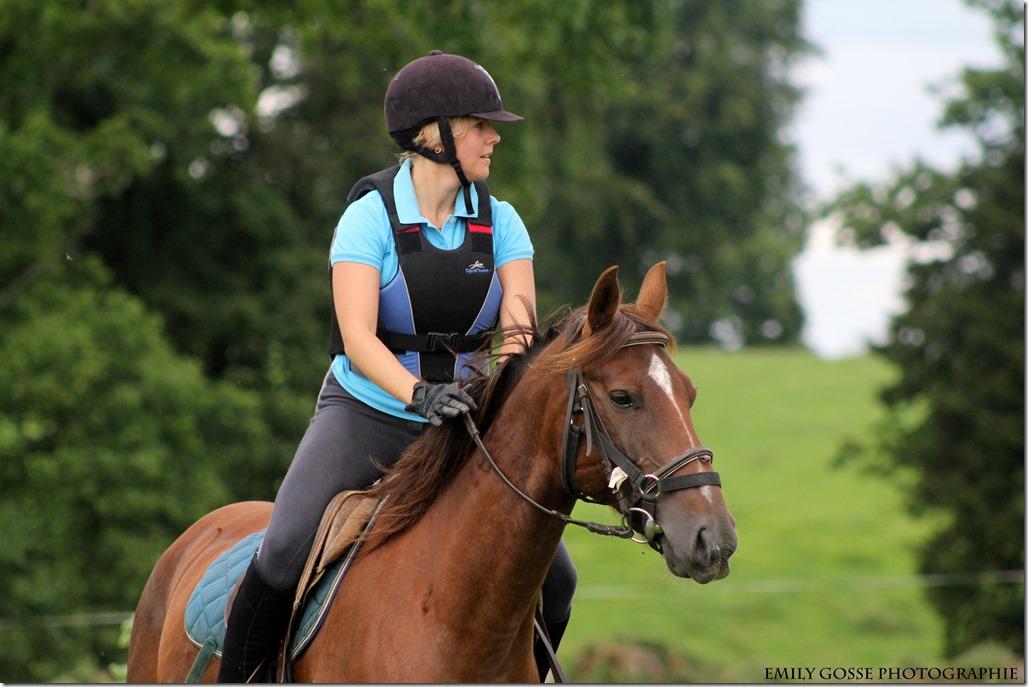 Pendjab exercice à cheval