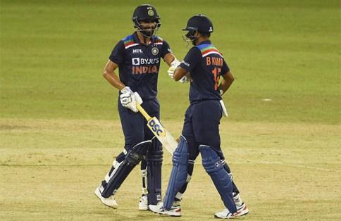 Deepak Chahar's heroics help India beat Sri Lanka to seal series victory