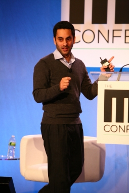 Shiv Singh speaks at Ad Age's Media Evolved conference Nov. 15