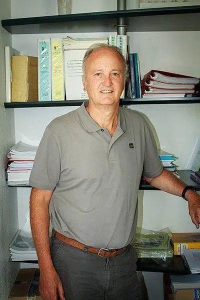 Frédéric Hoibian, directeur général de l'Adages