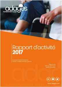 rapport d'activité 2017,adages,associationmontpellier,hérault,occitanie,