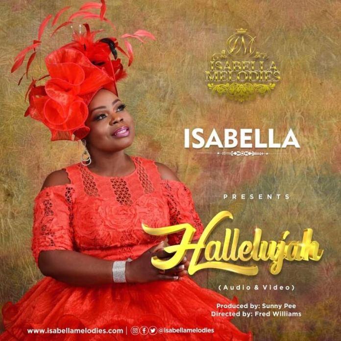 hallelujah by isabella