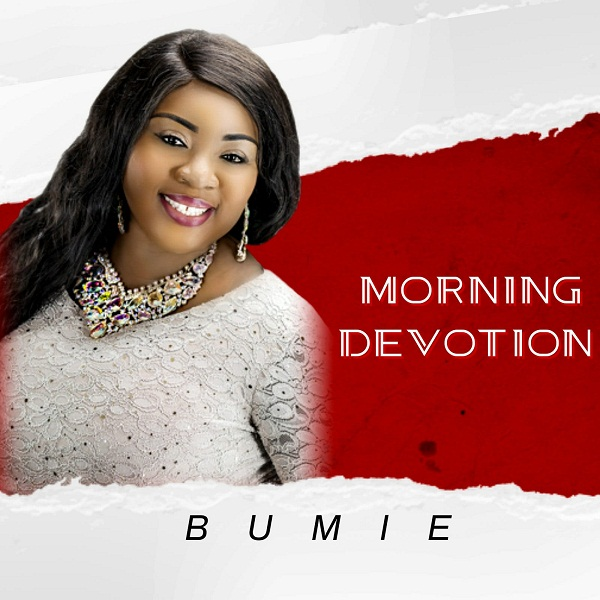 MUSIC}Bumie Asuquo – Morning Devotion
