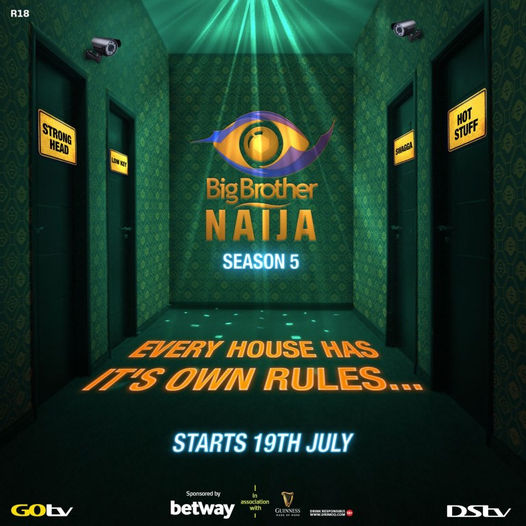 The upcoming reality show-BBNaija