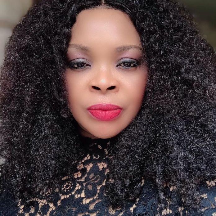 Nollywood Actress: Sandra Achums celebrates 47 years' birthday Anniversary!