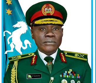Maj. Gen. Farouq Yahaya