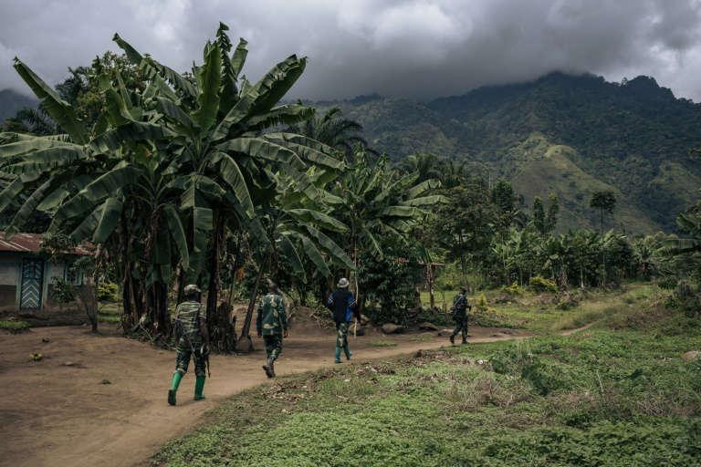 DR Congo Crisis