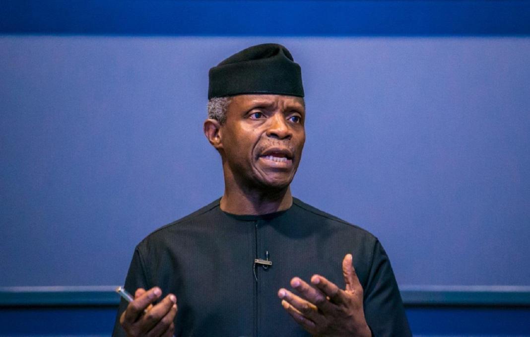 Professor Oluyemi Osinbajo