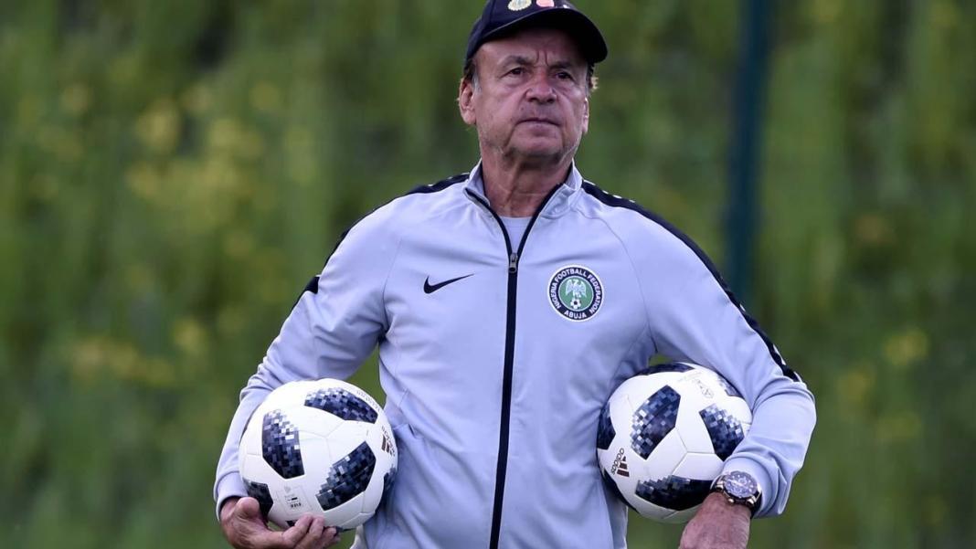 Super Eagles Coach