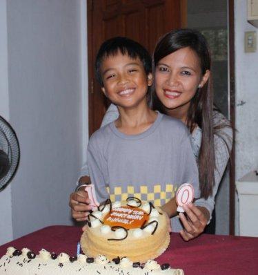 birthday cake buyer