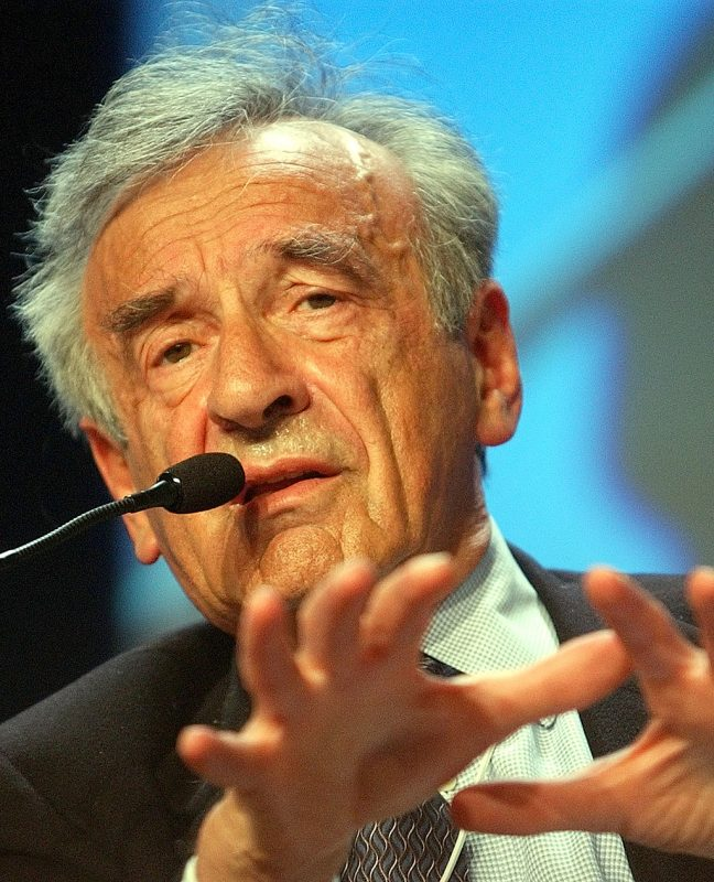 Elie Wiesel -- A night to remember with The Echo Foundation