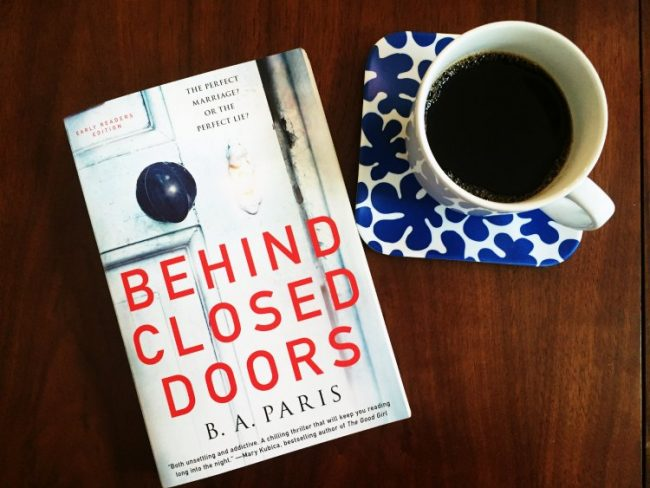 Behind Closed Doors -- A review