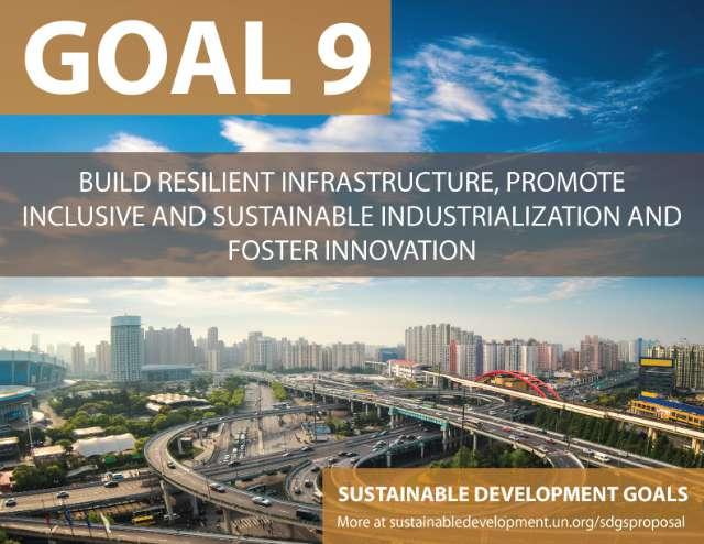 Goal #9 UN Foundation